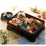 ちらし寿司会席(吸物付)